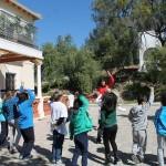 Campamento Semana Blanca en Málaga 2016 en La Píndola