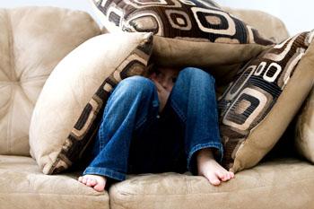 terapia psicológica infantil en miedos infantiles y fobias en niños