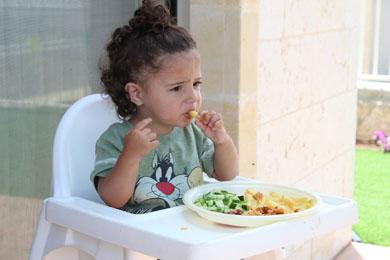 Terapia Psicológica para los Problemas de Alimentación en la Infancia