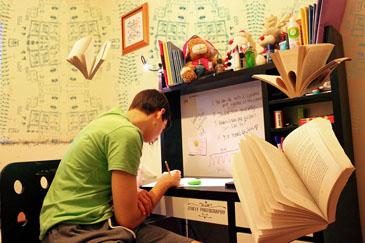 curso técnicas de estudio niños y adolescentes
