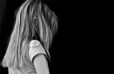 Depresión infantil en niños