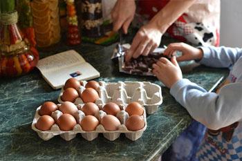 Mejora de la atención y concentración de tu hijo mediante la cocina