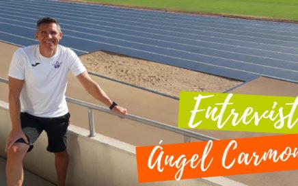 entrevista angel carmona tecnico deportivo uma