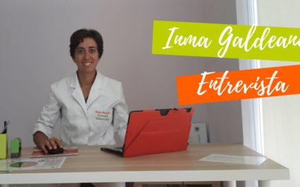 entrevista inma galdeano distista nuricionista malaga