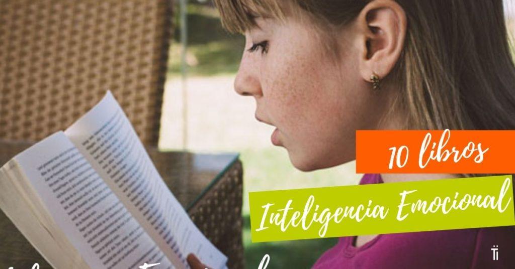 Libros de inteligencia emocional para adolescentes y jovenes