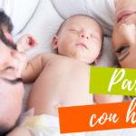 Relación de pareja después del nacimiento de un Bebé 👶