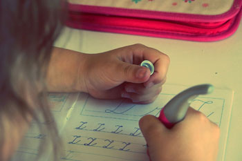 Desarrollo de hábitos saludables para la vuelta al colegio en niños