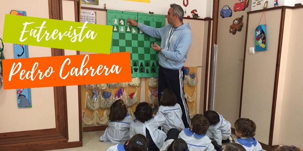 entrevista profesor educacion especial pedro cabrera caññete