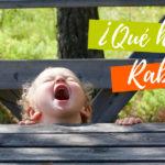 Rabietas en niños, ¿Cómo actuar? Manual de Supervivencia