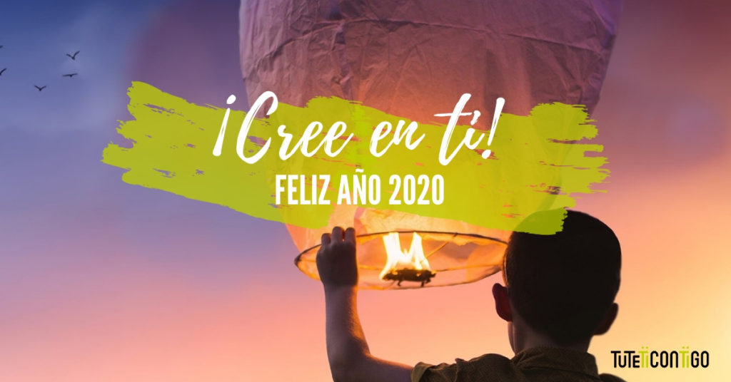 Felicitación navidad 2019 y año nuevo 2020