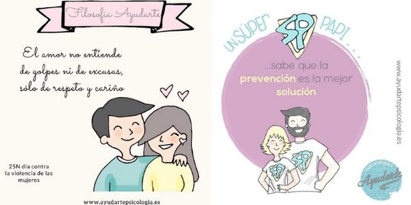 Infografías Centro de Psicología Ayudarte