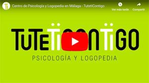 Vídeo TutetiContigo Psicología y Logopedia